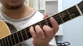 The CAGED System - Nguồn gốc hợp âm Guitar - Cách sử dụng hợp âm chặn - Hợp âm thế tay cao