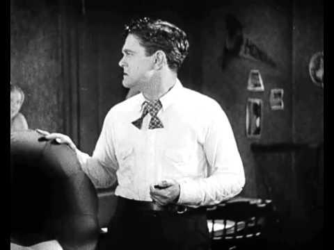 Barbara Kent, Glenn Tryon,1928.