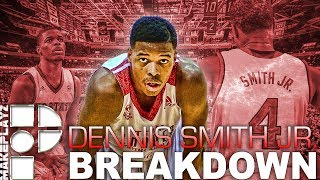 Dennis smith jr. player breakdown! 7 reasons why he'll be a superstar!