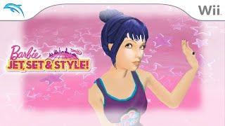 Barbie: Jet, Set & Style!   Dolphin Emulator 5.0-8617 [1080p HD]   Nintendo Wii