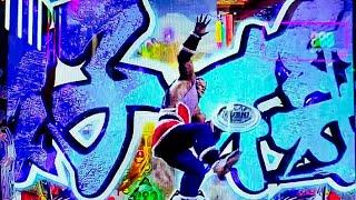 擬似連なしのテンパイ→好機!岩兵衛が投げたPUSHで変動の熱さが加速する⁉︎ CR 真・花の慶次2 漆黒の衝撃 【縦長動画】【スマホ】【漆黒の衝撃】