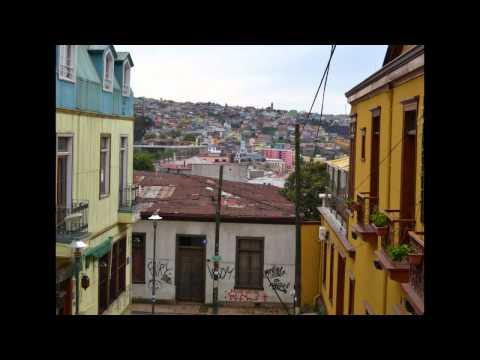 Circles mixed by Jazzanova (Valparaíso photos)