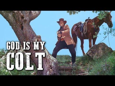 God Is My Colt | WESTERN MOVIE | Full Length | Cowboy Film | English | Spaghetti Italo Western