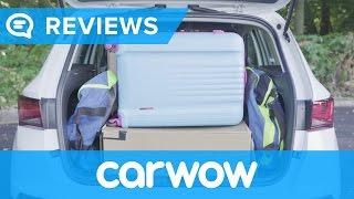 Seat Ateca 2017 SUV practicality review | Mat Watson Reviews