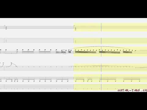Manowar Tabs - Battle Hymns (distortion)