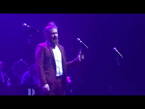 Casey Abrams Killed it! Performing Creep - Radiohead #pmjtour Comerica Theater Phoenix, AZ 8/11/2017