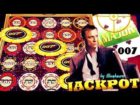 James Bond Casino Royale Slot Machine