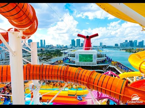 Carnival Vista Cruise Ship Video Tour - Cruise Fever