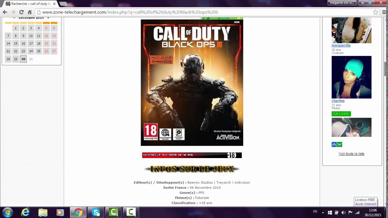 <b>Call</b> <b>of</b> <b>Duty</b>: <b>Black</b> <b>Ops</b> II (EUR+DLC) [BLES01717] PS3 ISO