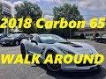 2018 Carbon 65 Corvette SUPER RARE