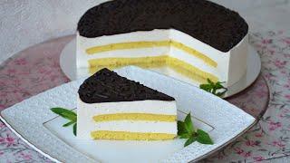 Торт Птичье молоко Cake pigeon s milk