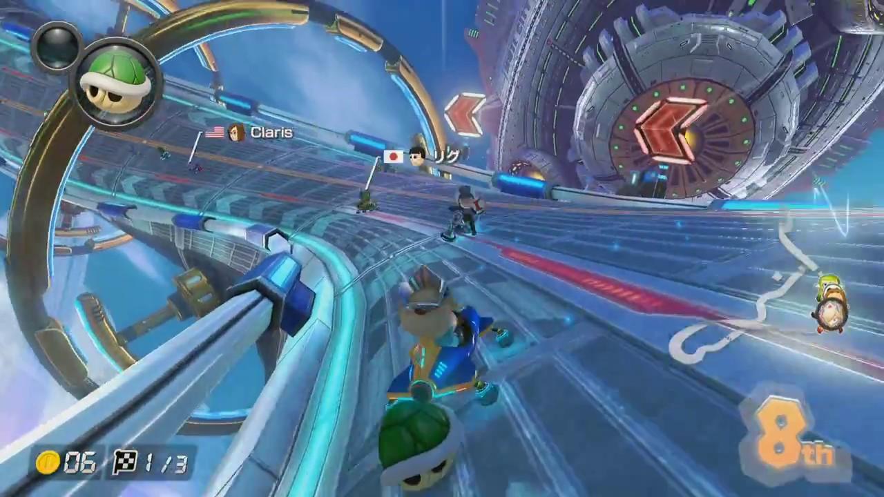 Baby Mario Mario Kart 8: Mario Kart 8 Deluxe: Online Races With Baby Rosalina (Part