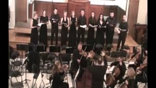 O Bone Jesu fili Mariae, SWV 471 (Heinrich Schutz), Motectum Vocal Ensemble