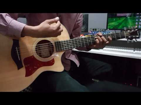 We Have Overcome - Israel Houghton (Acoustic Guitar Chord Demo)