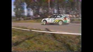 Mänttä Rally 2000 Yleisö-EK (SSS4)