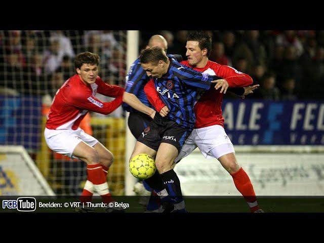 2007-2008 - Jupiler Pro League - 25. Excelsior Mouscron - Club Brugge 2-0