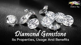 Diamond Gemstone: Its Properties, Usage And Benefits - www.rudraksha-ratna.com