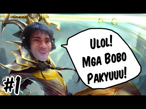 Thumbnail: Peenoise Play League Of Legends #1 w/ GLOCO and friends