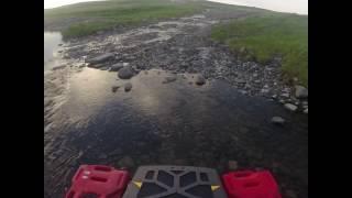 Поїздка на рибалку на водоспад хальмер-ю