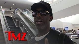 Boyz II Men's Shawn Stockman Gives Gina Rodriguez a Pass For Singing 'N***a' | TMZ