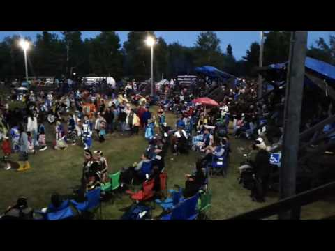 Pow-Wow long weekend at Eagle Lake: August 2017