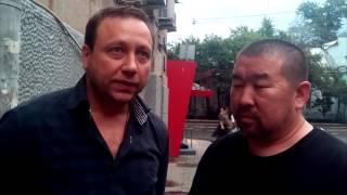 """""""321-я сибирская"""" промо - Георгий Дронов"""