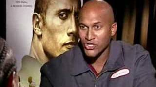 Mad Tv - Eugene Struthers Interviews The Rock and Xzibit