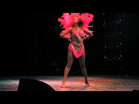 Teacher Sarah Pallares Samba in Europe - Choreography Aqua