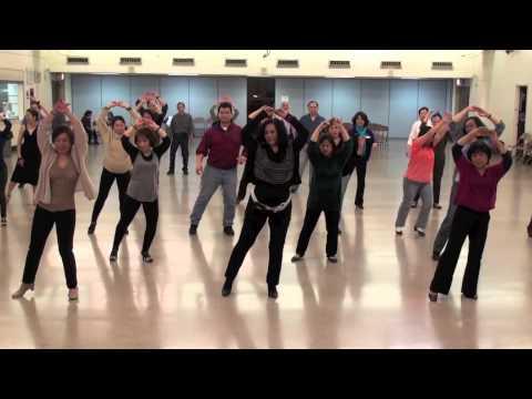 Line Dance: LOCA