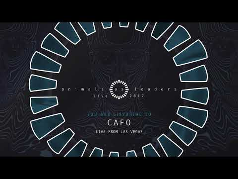 ANIMALS AS LEADERS - Cafo (Live from Las Vegas)