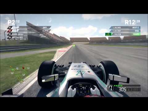F1 2014: #4 China - PC Liga 2 [f1-game.de/] |