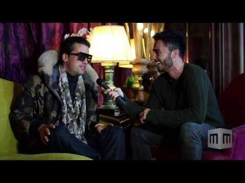 Interview with Dj Antoine @ Castadiva Resort Hotel & Spa