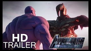 Avengers 4: Endgame Trailer Parody - Thanos alternate trailer