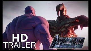 Avengers 4: Endgame Trailer Parody - Thanos alternate trailer