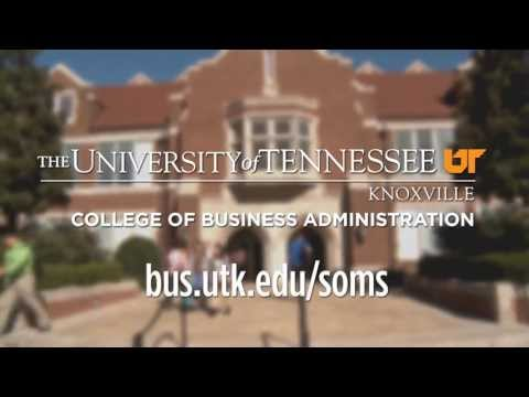 The University of Tennessee Business Analytics Program