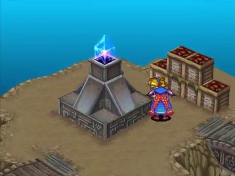 Breath of Fire 3, part 09 - Plant