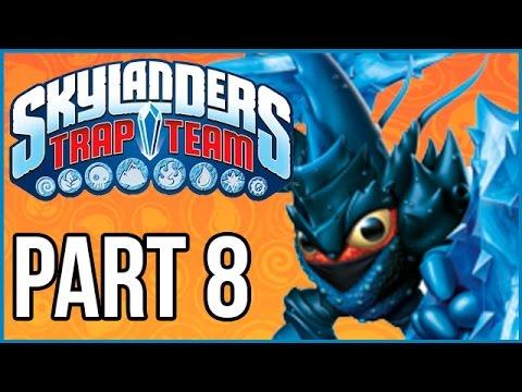 Skylanders trap team gameplay walkthrough part 8 chapter 5 chef