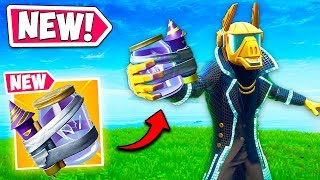 *NEW* JUNK RIFT ITEM IS INSANE!! - Fortnite Funny Fails and WTF Moments! #655