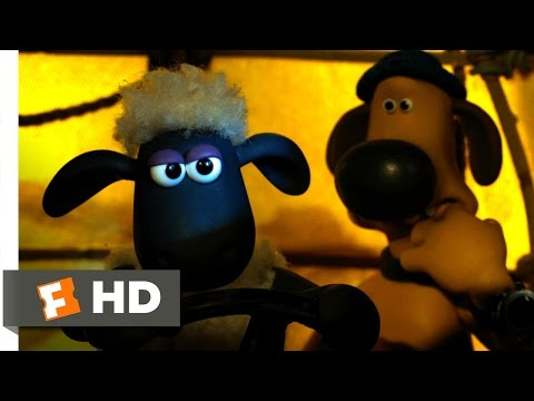 Shaun the Sheep Movie 2015  Escaping the City  910  Movies