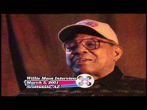 Willie Mays - Rolling Through The Reels