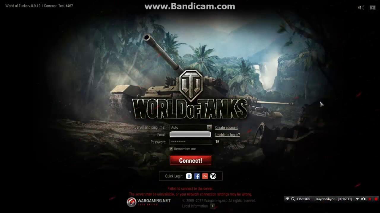 Скачать тест сервер на world of tanks