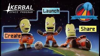 Kerbal Space Program: Making History Expansion Gameplay Trailer