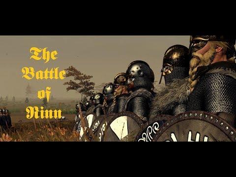Total War Saga : Thrones of Britannia - The Battle of Rinn |