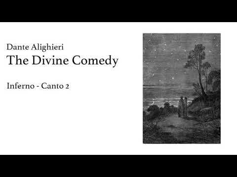 Dante's Divine Comedy - Inferno - Canto 2/34