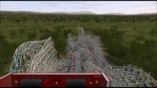 racing rumblers dueling rmc nolimits 2 roller coasters