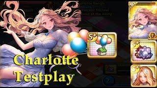 Video Line Get Rich- Charlotte Testplay 1 [All Skill + Balloon Villa] download MP3, 3GP, MP4, WEBM, AVI, FLV Agustus 2018