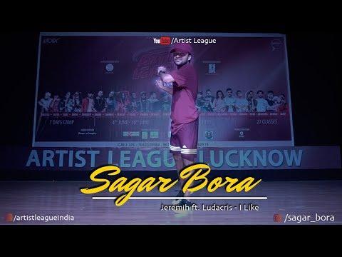 ☆Jeremih - I Like ft. Ludacris ▶︎ SAGAR BORA ★ ARTIST LEAGUE LUCKNOW ★ ARTIST LEAGUE INDIA