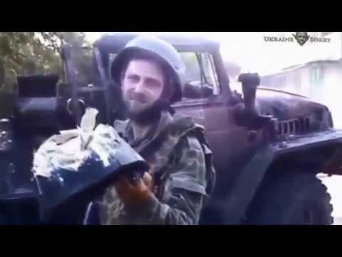 Донецк уличные бои