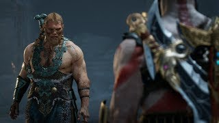 God of War NEW GAME PLUS: Magni and Modi Boss Fight