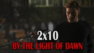 shadowhunters 2x10 review by the light of dawn   canal pandemonium